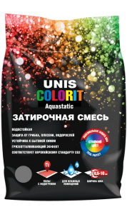 Затирка для швов UNIS COLORIT